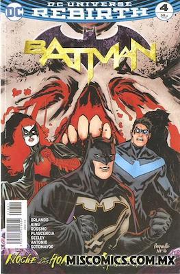 Batman (2017-...) #4