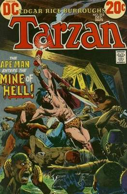 Tarzan (Comic-book) #215