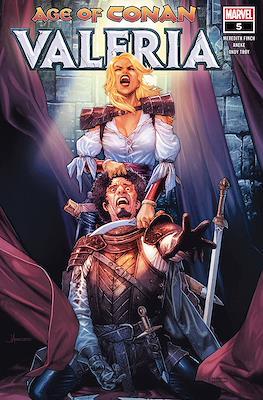 Age Of Conan: Valeria (Comic Book) #5