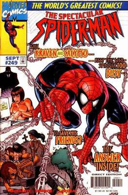 The Spectacular Spider-Man Vol. 1 (Comic Book) #249