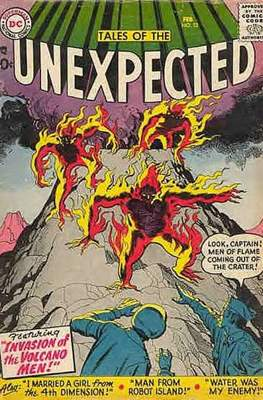 Tales of the Unexpected (1956-1968) (Comic Book) #22