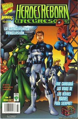 Avengers (Grapa) #32