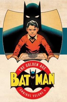 Batman: The Golden Age Omnibus (Hardcover 824 pp) #6