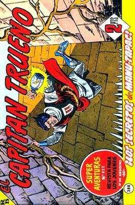 El Capitán Trueno (Grapa, 12 páginas (1991)) #388