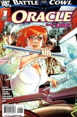 Oracle: The Cure (2009) (Saddle-stitched) #1