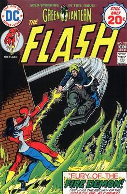 Flash vol. 1 (1959-1985) (Grapa, 32 págs.) #230