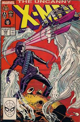 The Uncanny X-Men (1963-2011) (Comic-Book) #230