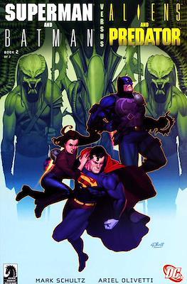 Superman and Batman versus Aliens and Predator #2