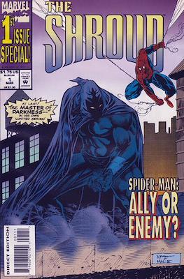 The Shroud (Comic Book) #1