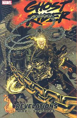 Ghost Rider (2007-2009) (Softcover) #4