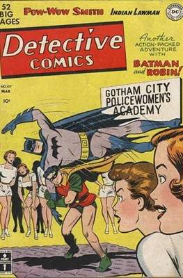 Detective Comics Vol. 1 (1937-2011; 2016-) (Comic Book) #157