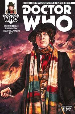 Doctor Who: The Fourth Doctor (Comic Book) #1