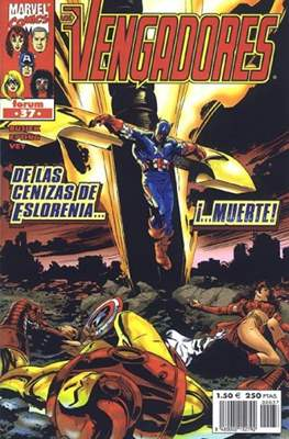 Los Vengadores vol. 3 (1998-2005) (Grapa. 17x26. 24 páginas. Color. (1998-2005).) #37