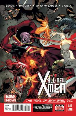 All-New X-Men (Comic Book) #24