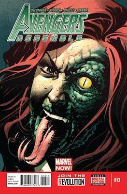 Avengers Assemble Vol. 2 (2012-2014) (Comic-Book) #13