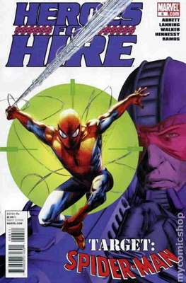 Heroes for Hire Vol. 3 (2010) #6