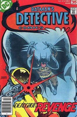 Detective Comics Vol. 1 (1937-2011; 2016-) (Comic Book) #474