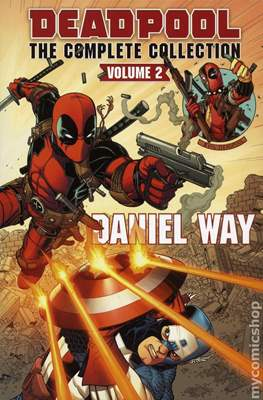 Deadpool by Daniel Way The Complete Collection (Hardcover 896-880 pp) #2