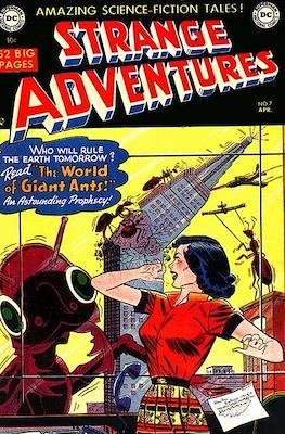 Strange Adventures (Comic Book) #7
