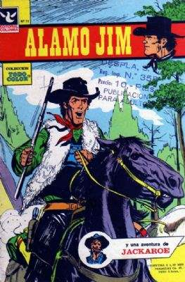 Alamo Jim (Grapa) #11