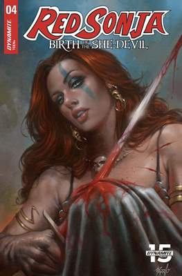 Red Sonja: Birth of the She-Devil (2019) (Comic Book) #4