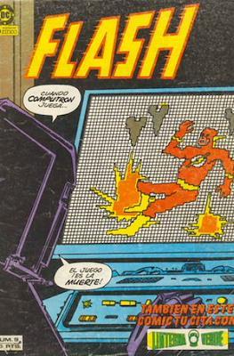 Flash (1984-1985) #9