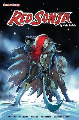 Red Sonja (2021-)