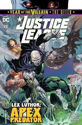 Justice League Vol. 4 (2018- ) (Comic Book) #28