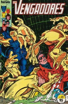 Los Vengadores Vol. 1 (1983-1994) #21