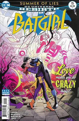 Batgirl Vol. 5 (2016-) (Comic Book) #15