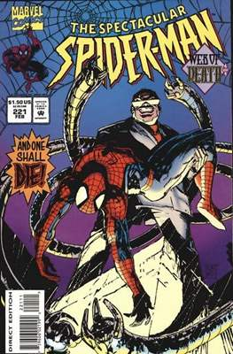 The Spectacular Spider-Man Vol. 1 (Comic Book) #221