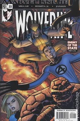 Wolverine / Dark Wolverine (2003-2010) (Comic Book) #22