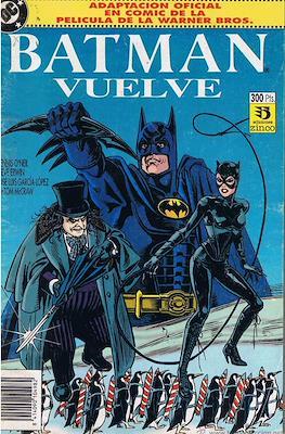 Batman Vuelve. Adaptación oficial en cómic de la película de la Warner Bros