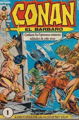 Conan el Bárbaro Vol.1