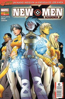 New X-Men: Academia / New X-Men (2005-2008)
