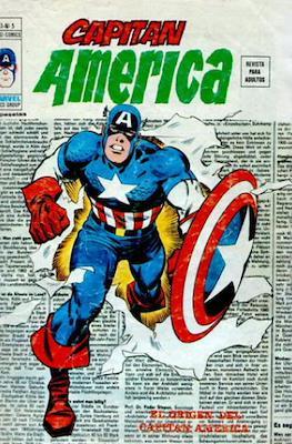 Capitán América Vol. 3 #5
