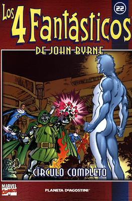 Coleccionable Los 4 Fantásticos de John Byrne (2002) (Rústica 80 pp) #22