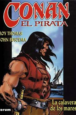 Conan el pirata (Cartoné 240 pp) #1