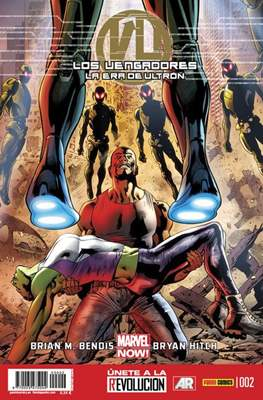 Los Vengadores: La Era de Ultrón (2013) (Grapa.) #2