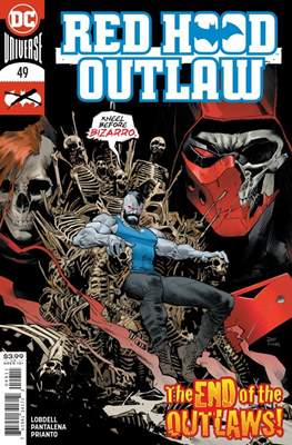Red Hood and the Outlaws Vol. 2 (Comic Book) #49