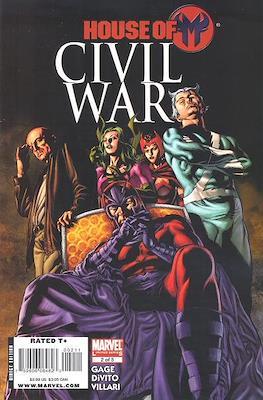 Civil War: House of M (Comic-Book) #2