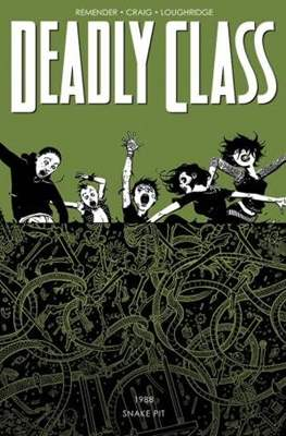 Deadly Class (Softcover 160 pp) #3