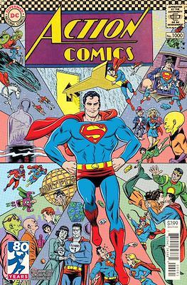 Action Comics Vol. 1 (1938-2011; 2016-... Variant Covers) #1000.3