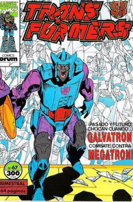 Transformers (Grapa 32-64 pp) #67