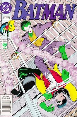 Batman (1987-2002) (Grapa) #207