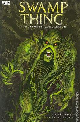 Swamp Thing (Softcover) #8