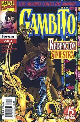 Gambito. Redención siniestra (Grapa. 17x26. 24 páginas. Color.) #2
