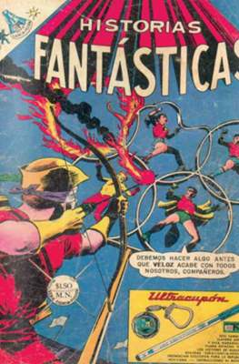 Historias Fantásticas (Grapa) #187