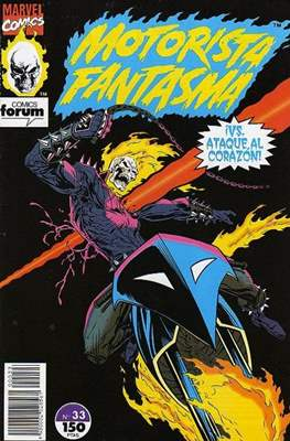 Motorista Fantasma (1991-1994) #33