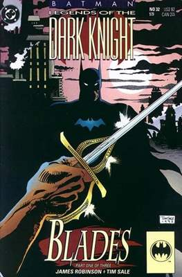 Batman: Legends of the Dark Knight Vol. 1 (1989-2007) (Comic Book) #32